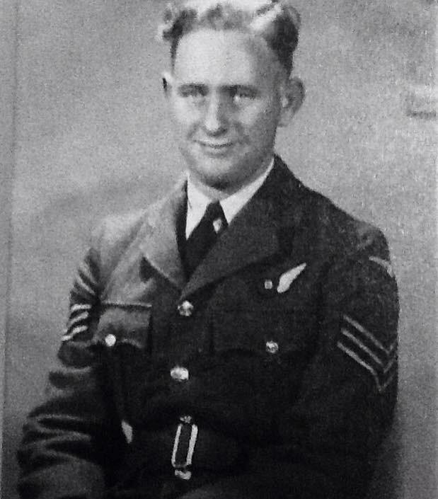 Barry RAF veteran Fred Seal dies aged 95