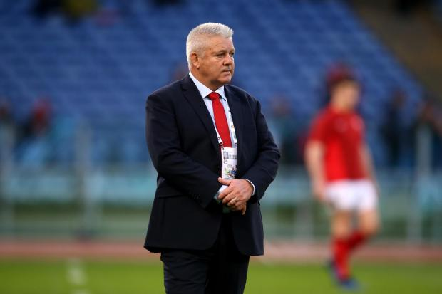 Barry And District News: Wales head coach Warren Gatland admitted his side did not impress against Italy