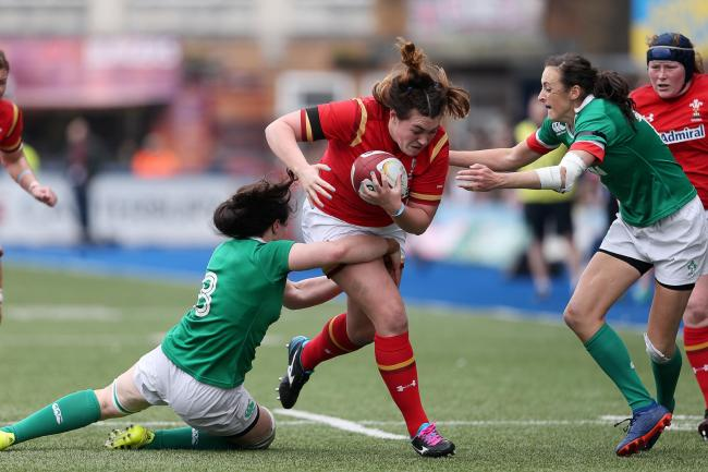 RECALL: Cerys Hale starts for Wales against Ireland