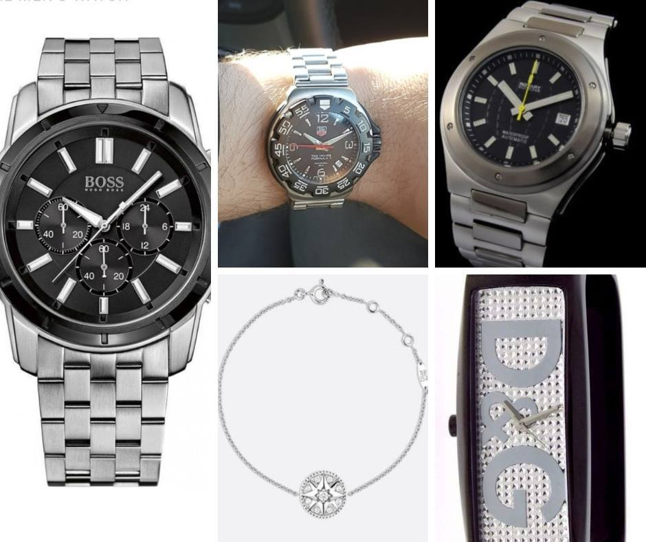 Police Appeal: Watches and jewellery stolen in Barry