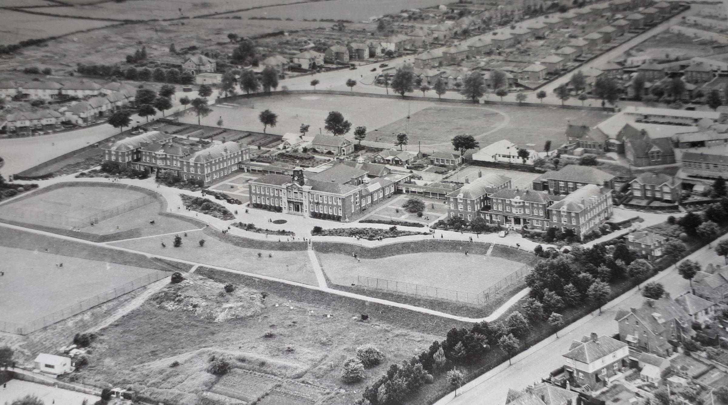 The Glamorgan Training College