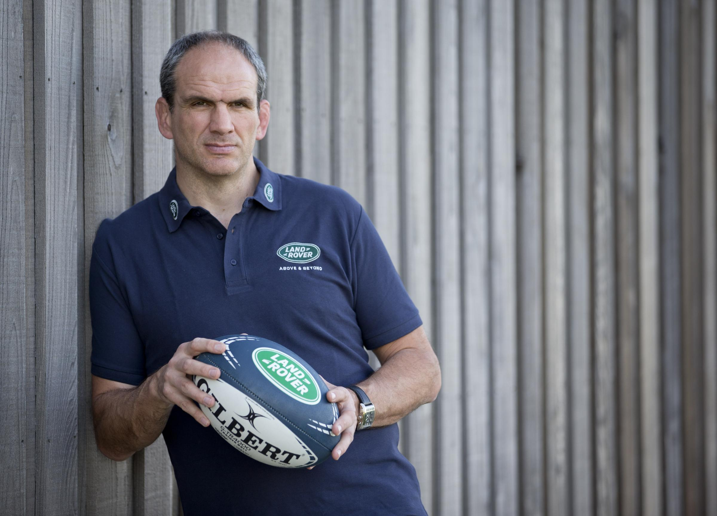 Martin Johnson does not believe there are a lack of leaders in the England squad