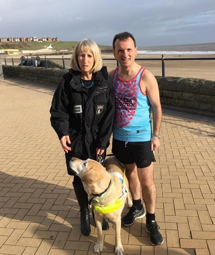 Opportunity for Vale MP to name Guide Dog puppy if he meets London Marathon sponsorship target