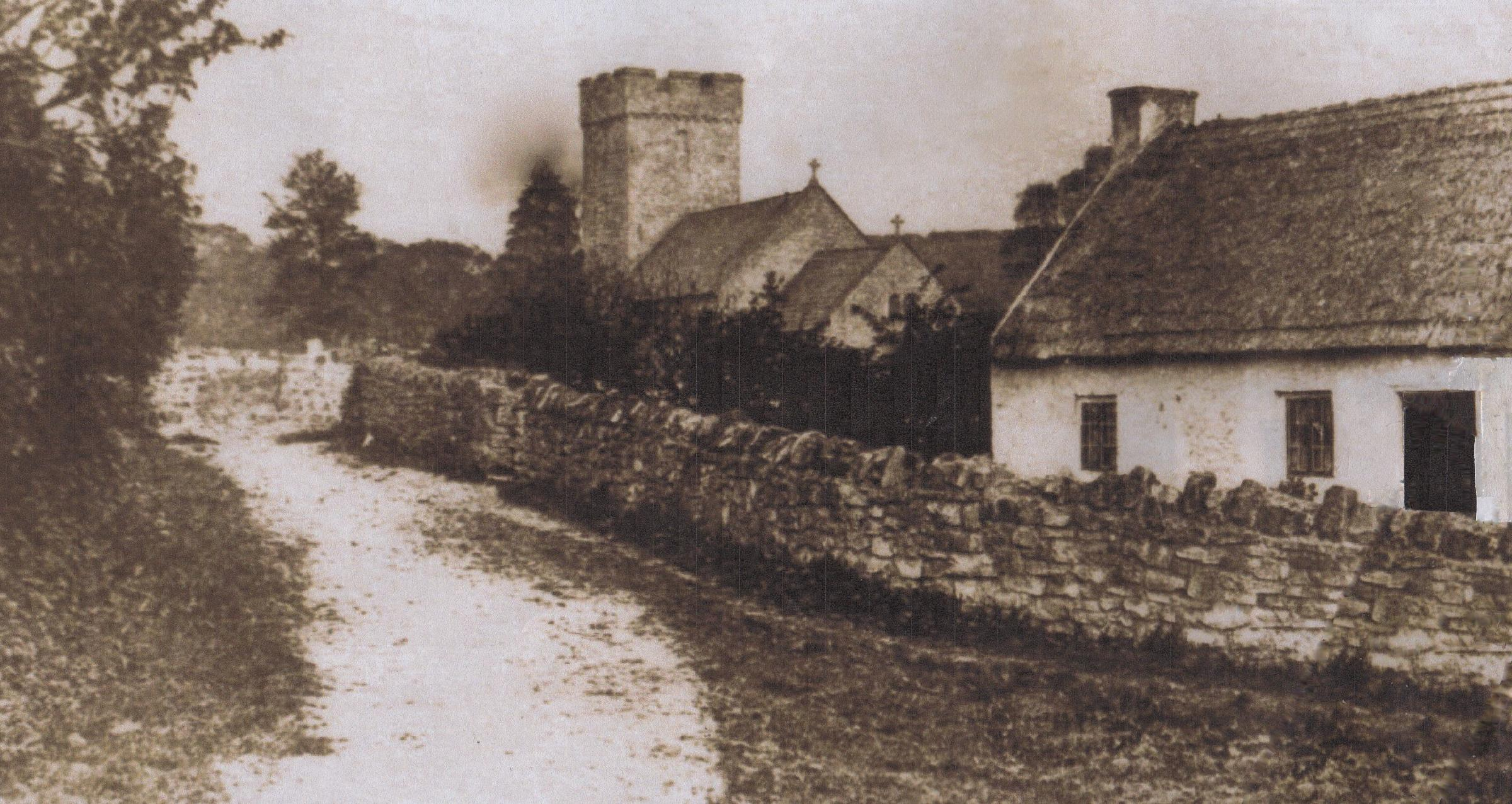 From the Archive: Merthyr Dyfan cottage